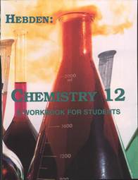 Books - Western Campus: Chemistry 12 Workbook